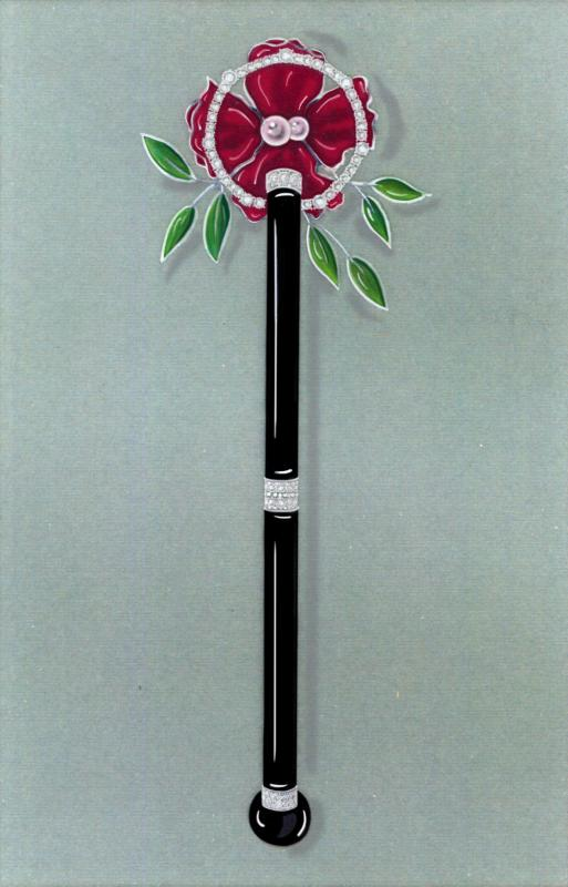 Japanese Hair Pin